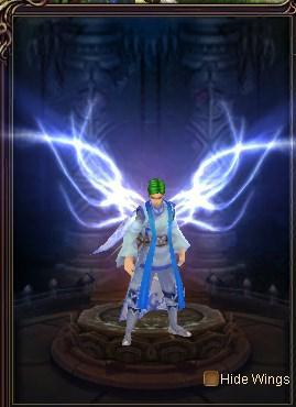 Starlight Wings