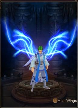 Wings of Solar Dragon