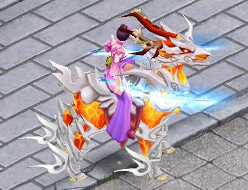 mount armor