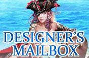 Designer's Mailbox (Long Term)