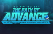 The Path of Advance
