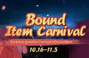 Bound Item Carnival - CP Exchange