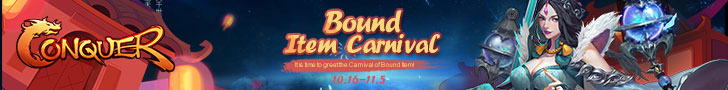 Bound Item Carnival - CP Exchange