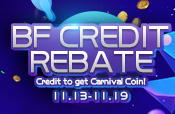 BF Credit Rebate