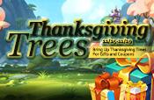 Thanksgiving Tree on 11/15-11/19