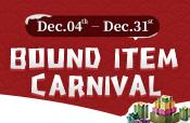 Bound Item Carnival