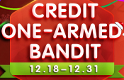 Credit One-Armed Bandit