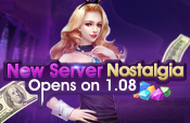 New Server Nostalgia