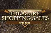 Treasure Shopping Sales