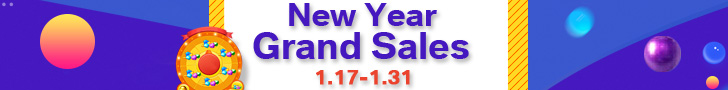 New Year Grand Sales