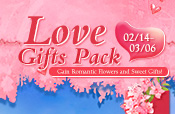 Love Gifts Pack
