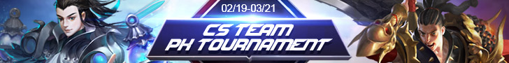 3rd Cross-Server Team PK Tournament