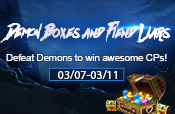 Demon Boxes and Fiend Lairs
