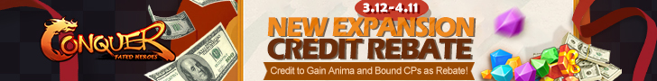 New Expansion Credit Rebate