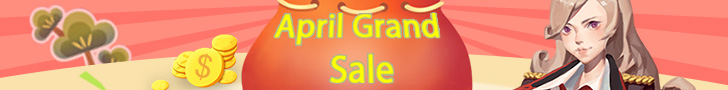 April Grand Sale - CP Exchange