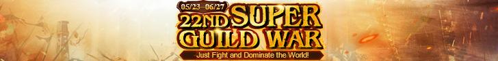 22nd Super Guild War