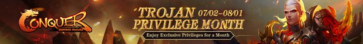 Trojan Privilege Month