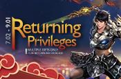 Returning Privileges