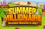 SUMMER MILLIONAIRE
