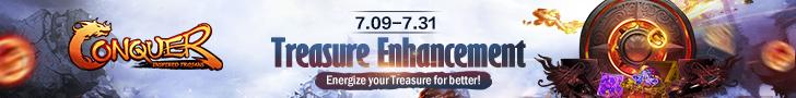 Treasure Enhancement