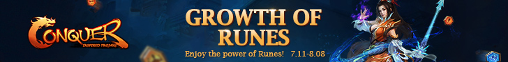 Growth of Runes