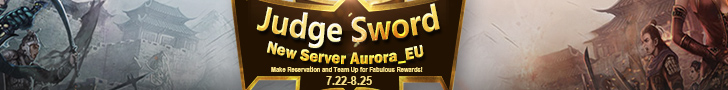 Land of War New Server Aurora_EU