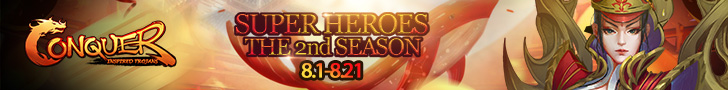Super Heroes 2nd Season is coming!