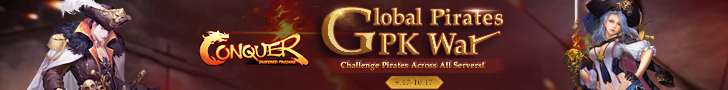Global Pirates PK War