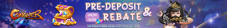 Pre-Deposit and Rebate