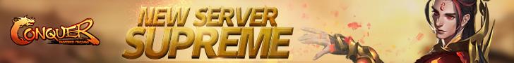 New Server Supreme