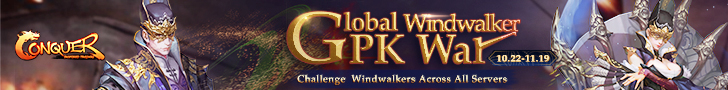 Global Windwalker PK War