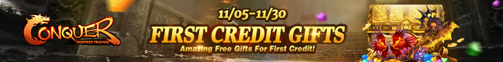 First Credit Gifts