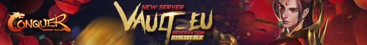 New Server VAULT_EU Reservation