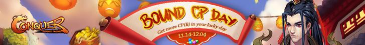 Bound CP Day