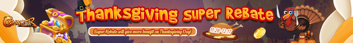 Thanksgiving Super Rebate