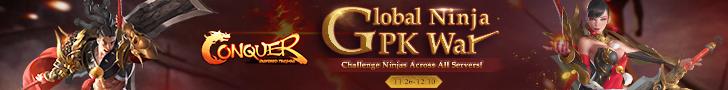 Global Ninja PK War
