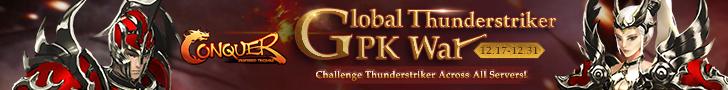 Global Thunderstriker PK War