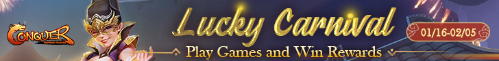 Lucky Gaming Carnival