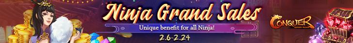 Ninja Grand Sales