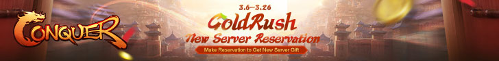 Gold Rush New Server Reservation