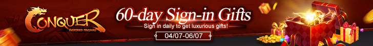 60-day Sign-in Gifts
