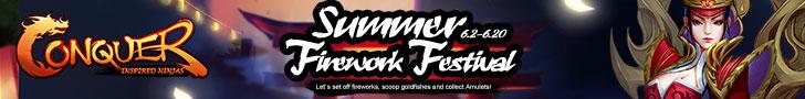 Summer Firework Festival