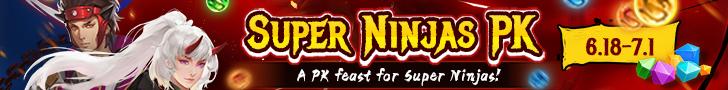 Super Ninjas PK