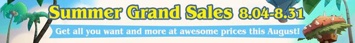 Summer Grand Sales