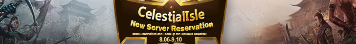 CelestialIsle New Server Reservation