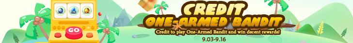 Credit One-armed Bandit