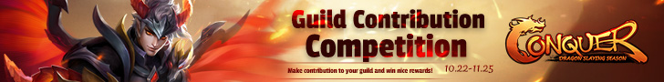 Guild Contribution Competition