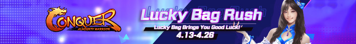 Lucky Bag Rush