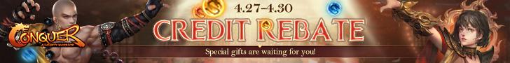 Credit Rebate