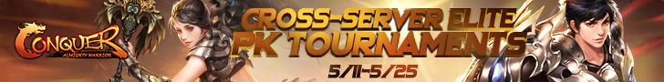 Cross-Server Elite PK Tournaments